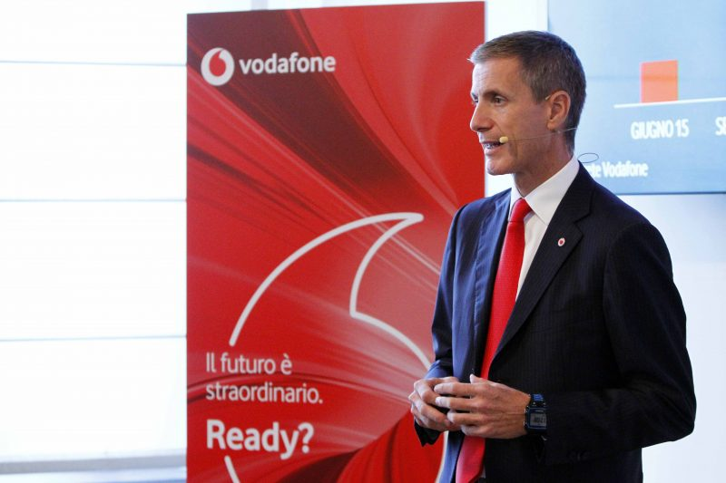 Giga Network conferenza Vodafone