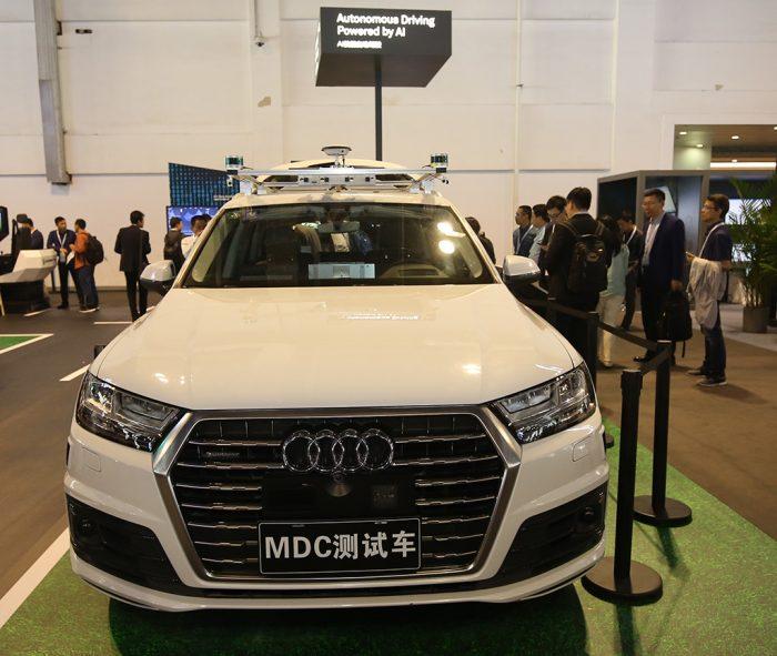 Photo of Audi e Huawei: passi avanti verso l'automatizzazione dei veicoli con il prototipo di Audi Q7
