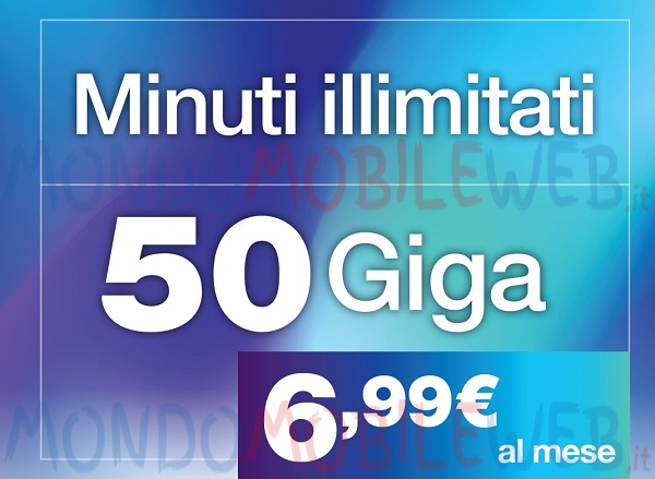 Photo of Tre Italia: Play 50 Unlimited OnLine con minuti illimitati e 50 Giga riservata solo ad alcuni