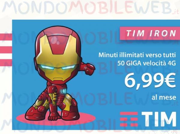 TIM Iron 50 Giga