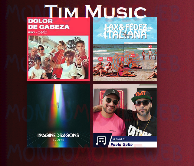 Photo of Tim Music Platinum dal 29 Ottobre 2018 disponibile anche sul decoder Tim Box