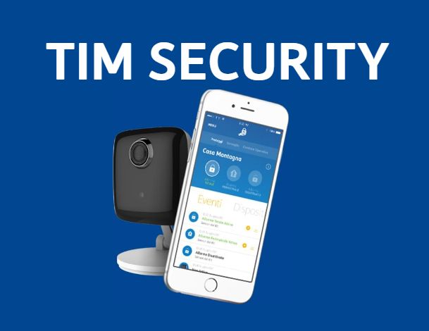 Photo of Tim Security: l'offerta IoT per sorvegliare e proteggere la propria a casa da remoto
