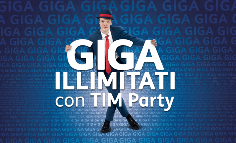 Photo of Tim Party: ritorna la promo Giga illimitati gratis. Nuovi sconti smartphone e concorsi