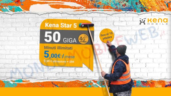 50 Giga 4G
