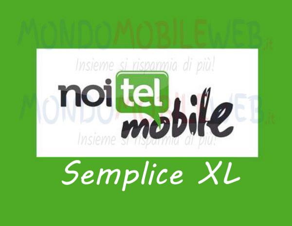 NoiTel Mobile Semplice XL