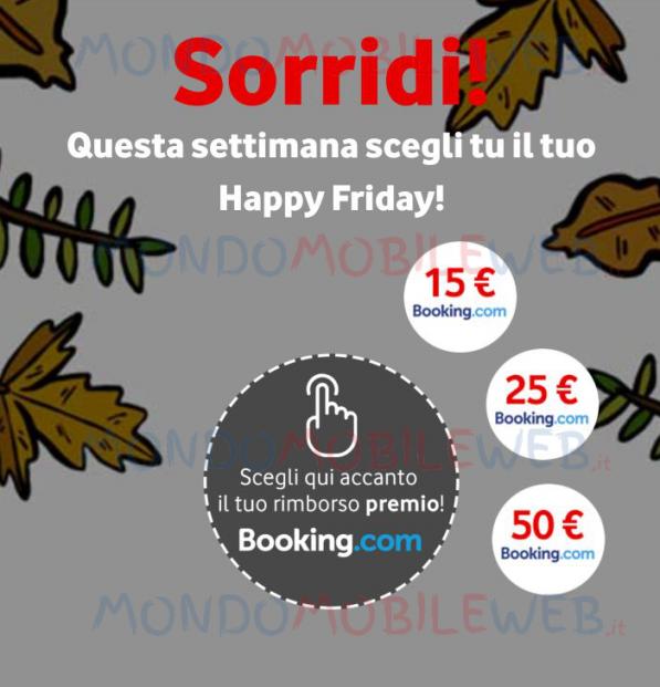 Photo of Vodafone regala fino a 50 euro di rimborso premio da utilizzare negli hotel presenti su Booking.com