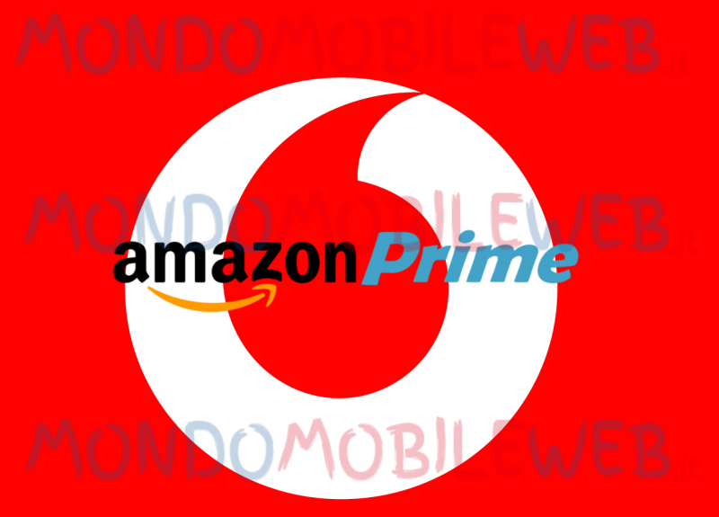 Amazon Prime Vodafone