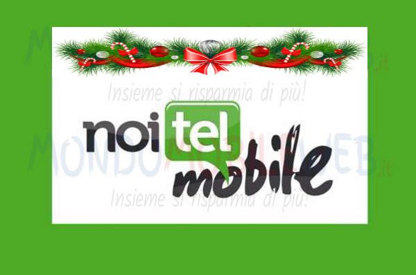 Photo of Noitel Mobile: dal 15 Novembre 2018 nuove offerte natalizie da 2,50 euro al mese
