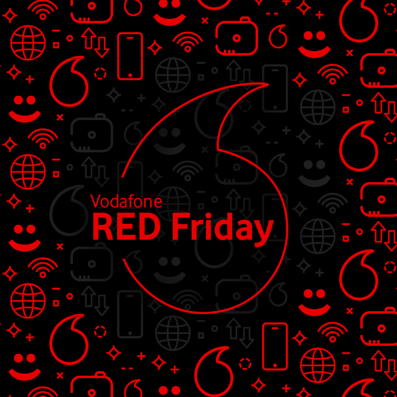 Photo of Vodafone OneNumber a 3 euro al mese con 5 Giga in regalo per il Red Friday