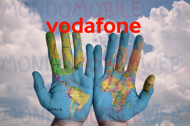 Photo of Vodafone lancia nuova C'all Global Christmas Limited Edition a 10 euro al mese