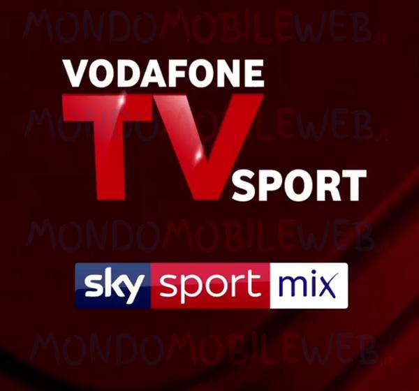 Vodafone TV Sky Sport Mix