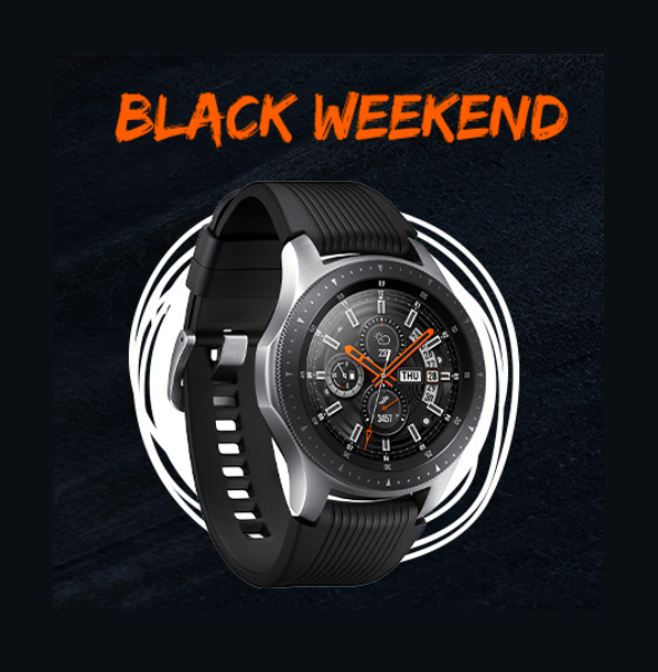 Photo of Wind Black Weekend: gioca e vinci su App MyWind in palio 30 Galaxy Watch