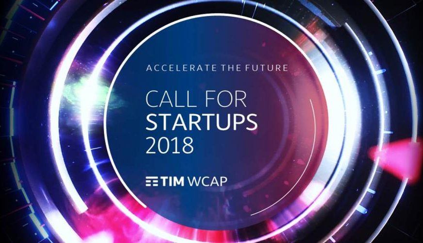 Photo of Tim WCAP Catania: fino al 15 Gennaio 2019 è possibile aderire Call For Startup Future of the City