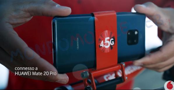 Photo of Vodafone estende la copertura della Giga Network 4.5G in altre 40 località