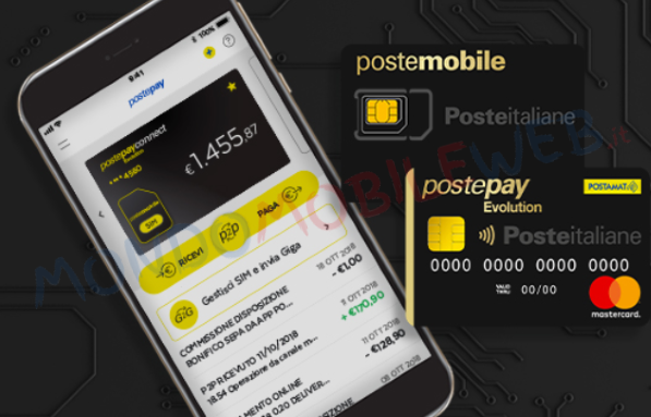 Postepay Connect PosteMobile