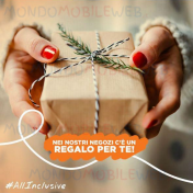 100 Giga in regalo