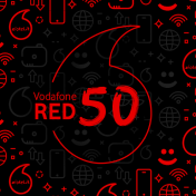 Vodafone Special Red
