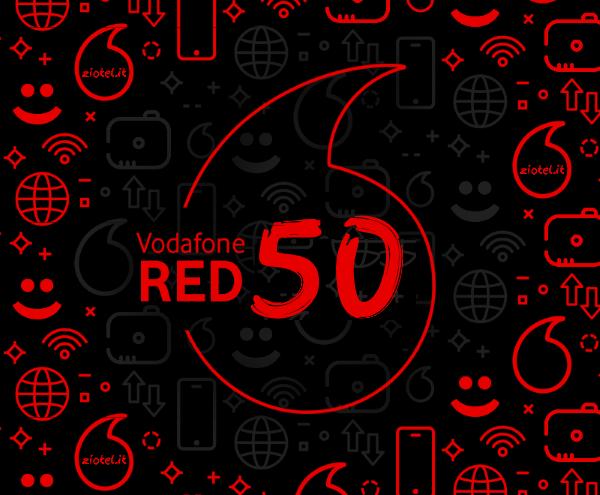 Photo of Vodafone Special Red 50 Giga e Minuti illimitati a 9,99 euro al mese senza costo di attivazione