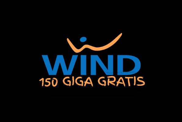 Photo of Wind ripropone 150 Giga di internet gratis per 6 mesi ad alcuni suoi clienti