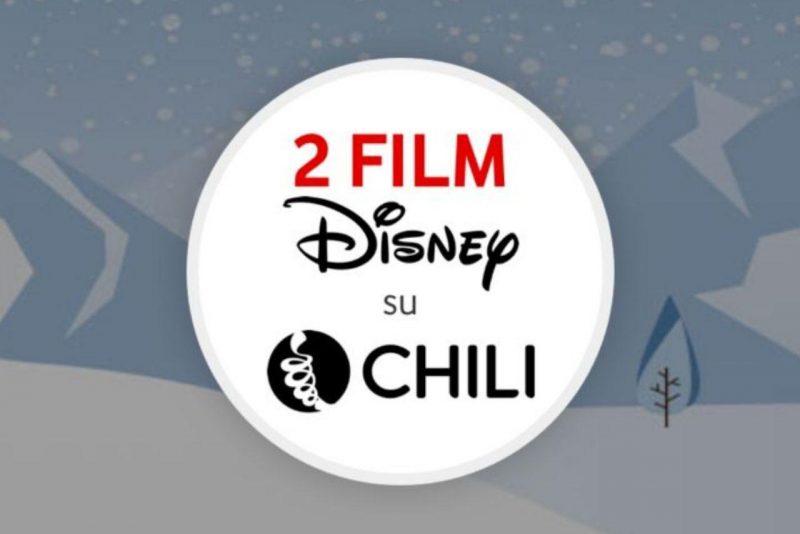 Photo of Vodafone: 2 Film Disney su Chili nell'ultimo Happy Friday del 2018