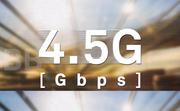 Photo of Reti 4.5G: costi e velocità massime raggiungibili con TIM, Vodafone e Wind Tre