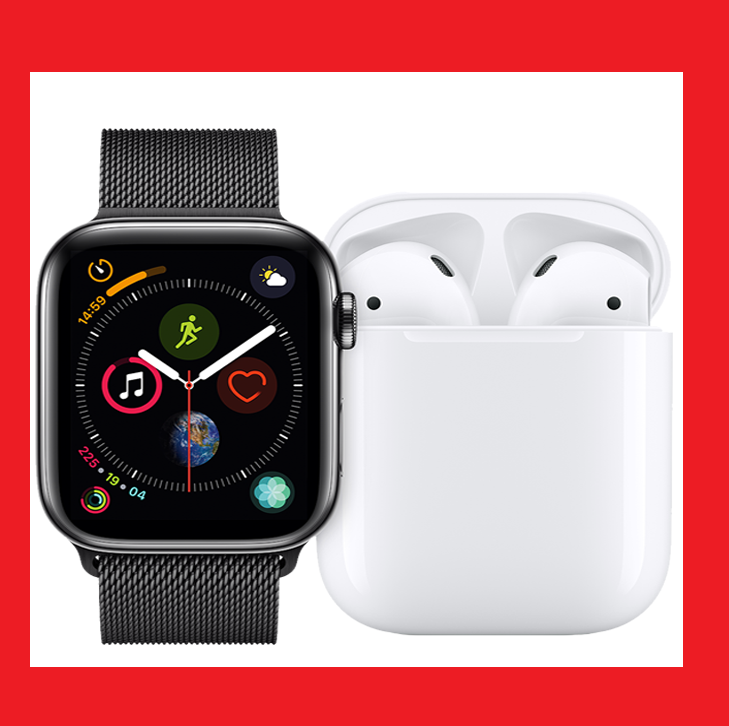 Photo of Vodafone: promo AirPods per chi acquista a rate Apple Watch Series 4