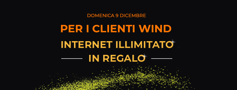 Internet Illimitato Wind
