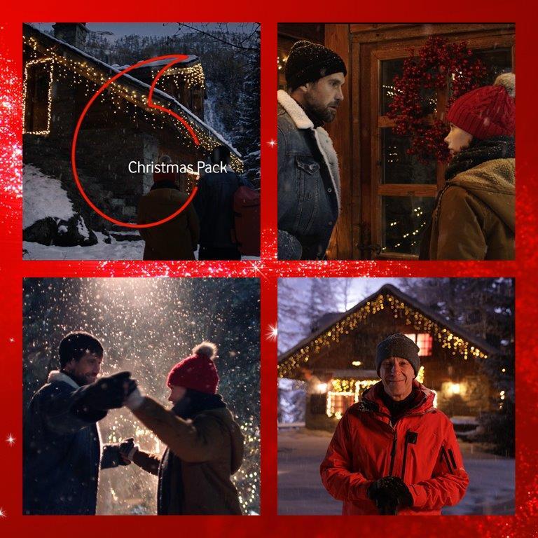 Photo of Vodafone Christmas Pack: ulteriori dettagli e lista smartphone a partire da 1 euro al mese