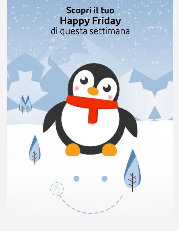 Vodafone Happy Kindle