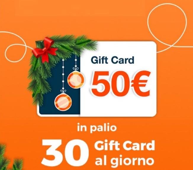 Photo of MyWind Christmas: in palio 30 Gift Card da 50 euro al giorno su App MyWind