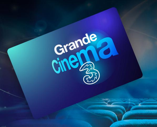 Photo of Wind Tre: il concorso Grande Cinema 3 per i clienti 3 continua fino al 30 Aprile 2020