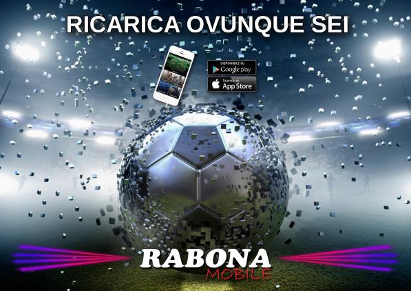 Photo of Rabona Mobile: ricariche telefoniche disponibili anche tramite app e sito SisalPay