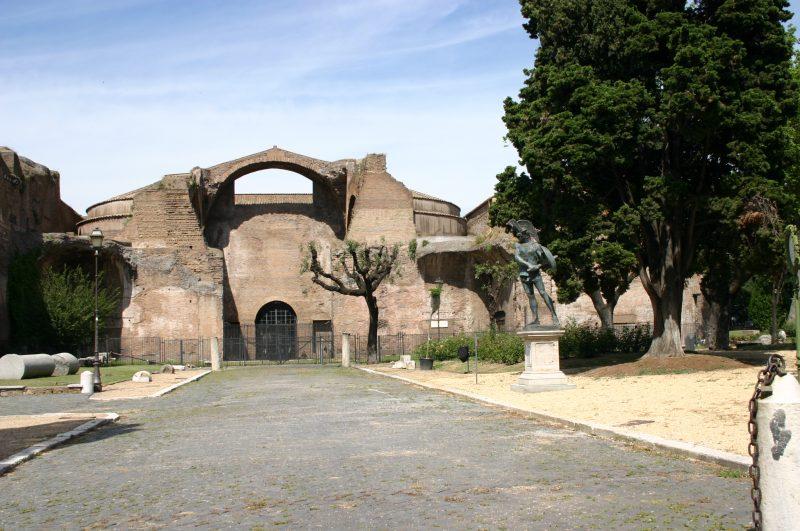 Photo of Ericsson e Fastweb presentano alle Terme di Diocleziano uno scenario d'uso del 5G: un viaggio nell'antichità in VR