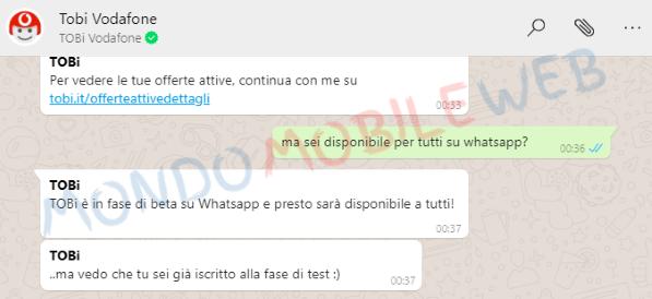 Tobi Vodafone