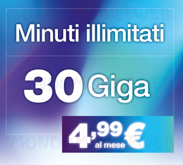 Photo of Tre Play 30 Plus e Unlimited: minuti illimitati e 30 Giga a 4,99 euro al mese. Versione Winback fino al 12 Dicembre 2018