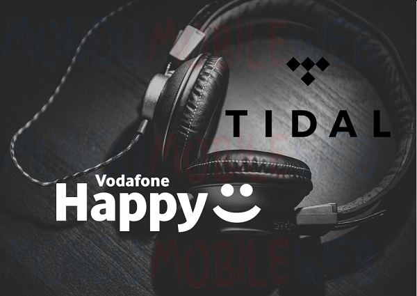 Photo of Vodafone Happy New Year regala 6 mesi di Tidal Premium a tutti per il primo giorno del 2019