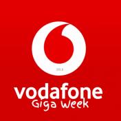 Vodafone Giga Week