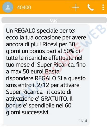 Wind Super Ricarica