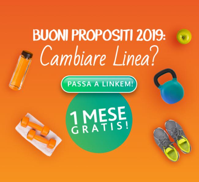 Photo of Linkem: primo mese gratis per chi attiva un'offerta entro il 21 Gennaio 2019
