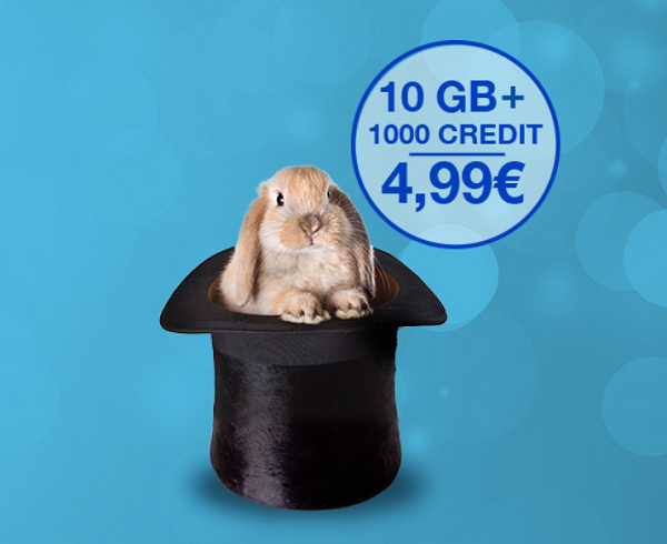 Photo of Anteprima PosteMobile: ritorna la tariffa Creami Wow Weekend a 4,99 euro al mese