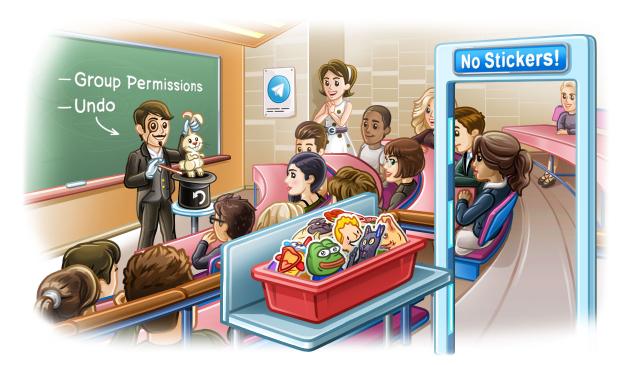 Photo of Aggiornamento Telegram: nuova gestione dei gruppi e ripristino della chat eliminata