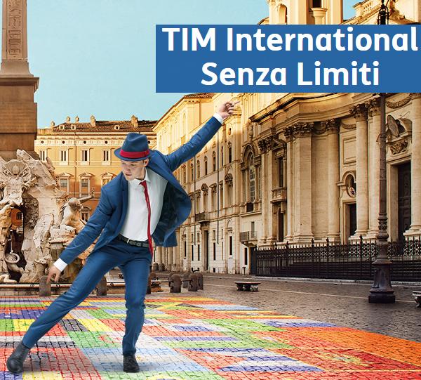 Photo of TIM International Senza Limiti: ritorna la versione con 30 Giga a 9,99 euro in Limited Edition