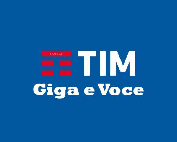Photo of Tim Giga e Voce: 100 minuti e 10 Giga a 1,99 euro per il primo mese (ad alcuni clienti)