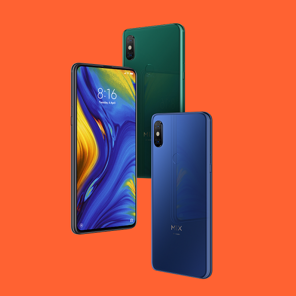 Photo of Xiaomi Mi Mix 3 disponibile in Italia a 549 euro. Previsto sconto online il 9 Gennaio 2019