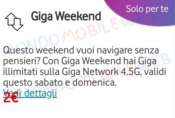 Giga Weekend