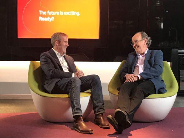 Photo of Gigalife Conversations: i CTO di Vodafone Group raccontano lo sviluppo della rete dall'1G al 5G