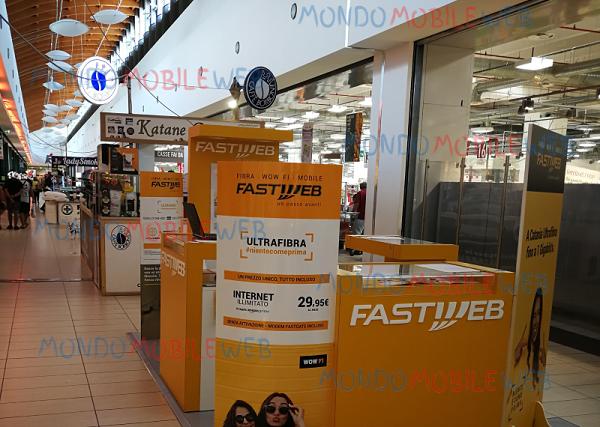 Photo of Fastweb Mobile cambia i costi di attivazione nei suoi punti vendita. Sim gratis online con alcune offerte