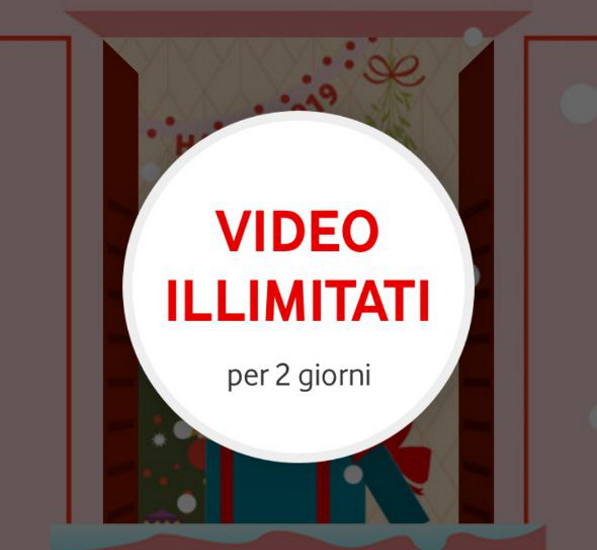 Photo of Vodafone regala oggi 2 giorni gratis di streaming video senza consumare Giga (Happy Video)