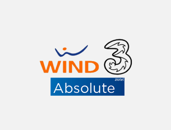 Photo of Wind Absolute e 3Absolute aumentano a 25,99 euro al mese. Disponibili anche per clienti Partita IVA