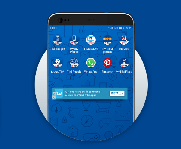 Photo of Tim: l'app Gigaspot per accumulare Giga Gratis con la pubblicità chiuderà il 10 Marzo 2019